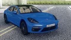 Porsche Panamera Stock for GTA San Andreas