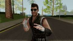 Undead Hunter Johnny Cage MKXM for GTA San Andreas