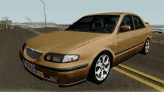 Mazda 626 HQ for GTA San Andreas