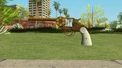 Double Action Revolver GTA 5 for GTA San Andreas