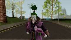 Lord Joker from Injustice 2 (iOS) for GTA San Andreas