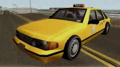 New Taxi IVF for GTA San Andreas