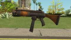 MP5 from Fortnite for GTA San Andreas