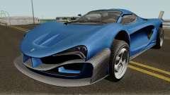 Grotti Turismo RX GTA V IVF for GTA San Andreas