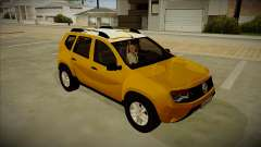 Renault Duster Stock for GTA San Andreas