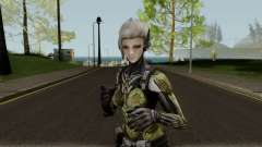 Ghost in the Shell (Reiko Camo) for GTA San Andreas
