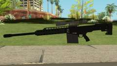 Heavy Sniper GTA 5 for GTA San Andreas