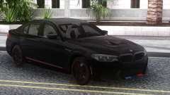BMW M5 F90 Black for GTA San Andreas