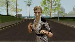 Tracy from Batman Arkham City for GTA San Andreas