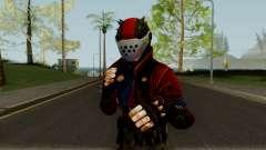 Senor Del Oxido From Fortnite for GTA San Andreas