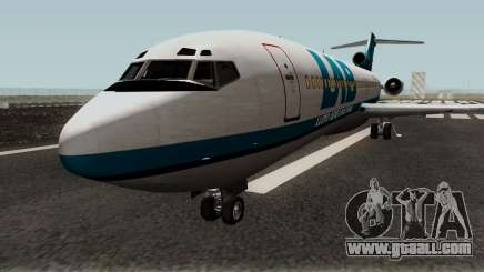 Boeing 727-200WL for GTA San Andreas