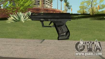 Walther P99 for GTA San Andreas