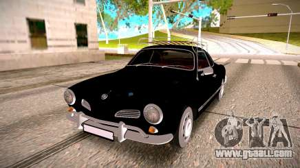 Volkswagen Karmann Ghia Coupe for GTA San Andreas