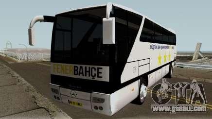 Mercedes-Benz Fenerbahce Takim Otobusu for GTA San Andreas