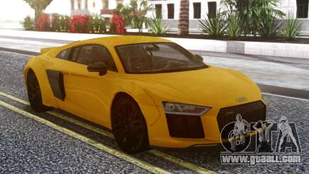 Audi R8 Coupe for GTA San Andreas