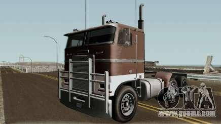 Jobuilt Hauler & Terminator 2 GTA V for GTA San Andreas