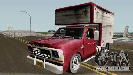 Ford F100 HQ for GTA San Andreas