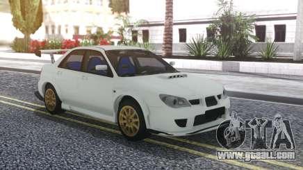 Subaru WRX Impreza for GTA San Andreas
