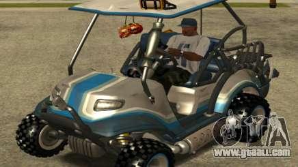 Fortnite Golf Cart for GTA San Andreas