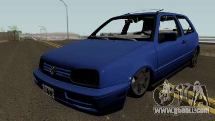 Volkswagen Gol G3 for GTA San Andreas