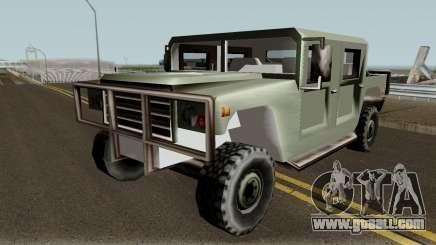 New Patriot IVF for GTA San Andreas
