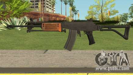 Insurgency IMI Galil for GTA San Andreas