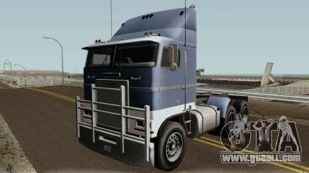 Jobuilt Hauler & Terminator 2 GTA V IVF for GTA San Andreas