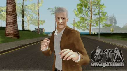 Henry Ramos Allup for GTA San Andreas