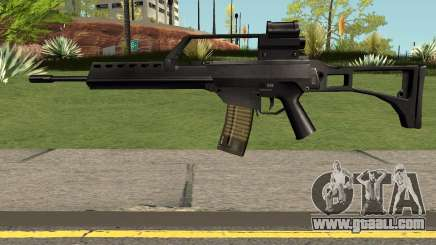 G36KV Assault Rifle for GTA San Andreas