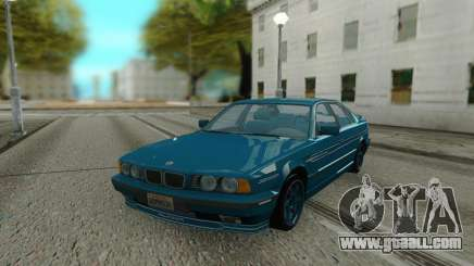 BMW Alpina B10 for GTA San Andreas