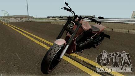 Western Nightblade & V-Rod Style GTA V for GTA San Andreas