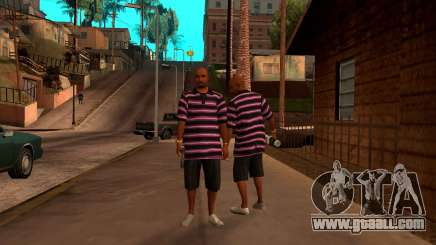 Participant 1 Alliance Ballas for GTA San Andreas