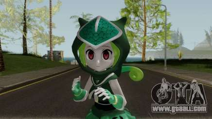 Kemono Friends Panther Chameleon for GTA San Andreas