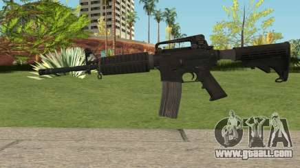 M4A1 Escape From Tarkov for GTA San Andreas