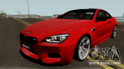 BMW M6 F13 StanceWorks for GTA San Andreas