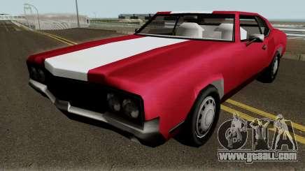 New Sabre IVF for GTA San Andreas