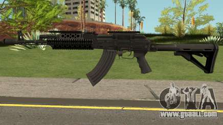 AK-103 Lite for GTA San Andreas