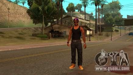 Party 3 Alliance Ballas for GTA San Andreas