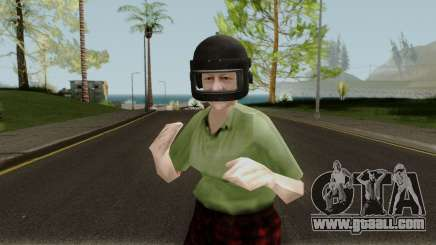 Grandma PUBG for GTA San Andreas