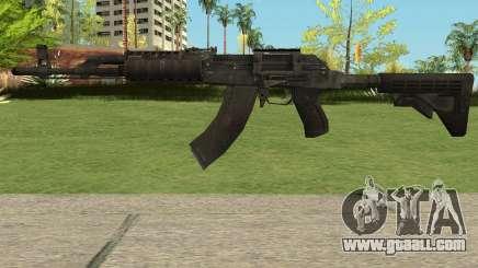 COD-MW3 AK-47 for GTA San Andreas