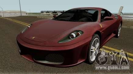Ferrari F430 2004 for GTA San Andreas