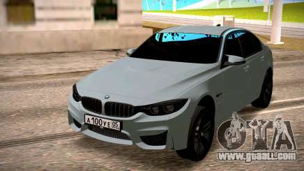 BMW M3 Stock for GTA San Andreas