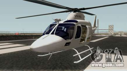 Helicopter A-119 Koala for GTA San Andreas