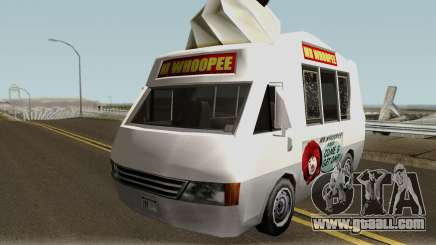 New Mr Whopee for GTA San Andreas