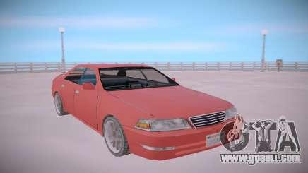 Toyota Mark II Sedan for GTA San Andreas
