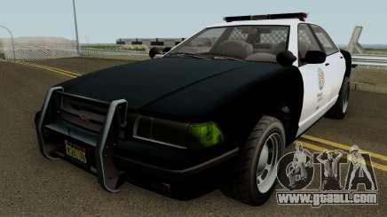 Police Cruiser GTA 5 for GTA San Andreas