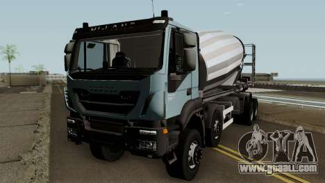 Iveco Trakker Cement 10x6 for GTA San Andreas