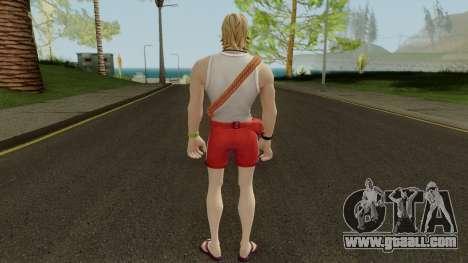 Fortnite Sun Tan Specialist for GTA San Andreas third screenshot