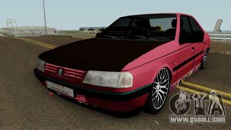 Peugeot 405 GLX for GTA San Andreas