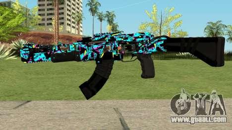Call of Duty Infinite Warfare: Volk Goliath for GTA San Andreas